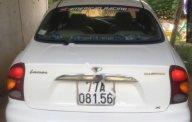 Bán Daewoo Lanos 1.5 MT đời 2003, màu trắng, nhập khẩu nguyên chiếc chính chủ, giá 110tr giá 110 triệu tại Bình Định