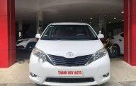 Bán Toyota Sienna năm sản xuất 2010, màu trắng xe gia đình giá 1 tỷ 200 tr tại Đà Nẵng
