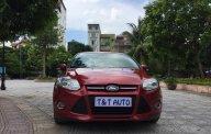 Cần bán lại xe Ford Focus năm 2013 màu đỏ, 555 triệu giá 555 triệu tại Hà Nội