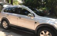 Chính chủ bán Chevrolet Captiva 2007, màu bạc, nhập khẩu giá 285 triệu tại Hà Nội