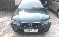 Bán Mazda 626 2.0 MT năm 2001, màu xanh lục giá 210 triệu tại Hà Nội