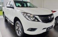 Bán xe Mazda BT 50 sản xuất 2018 màu trắng, giá chỉ 655 triệu, nhập khẩu giá 655 triệu tại Tp.HCM