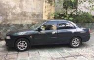 Cần bán Mitsubishi Lancer sản xuất 2002, màu đen ít sử dụng, giá tốt giá 156 triệu tại Hà Nội