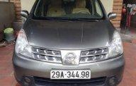 Cần bán gấp Nissan Grand livina đời 2011, màu xám số tự động giá 300 triệu tại Hà Nội
