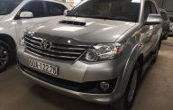 Bán Toyota Fortuner G 2.5MT màu bạc, máy dầu, số sàn, sản xuất 2013 mẫu mới giá 788 triệu tại Tp.HCM