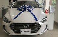 Bán xe Hyundai Elantra 1.6 MT đời 2018, màu trắng  giá 560 triệu tại Tp.HCM