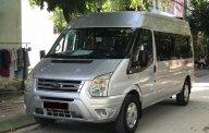 Dư xe thanh lí nhanh xe Ford Transit 2016 số sàn máy dầu giá 583 triệu tại Tp.HCM