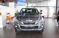 Bán xe Isuzu Dmax LS Prestige 1.9L 4x2 AT sản xuất năm 2018, màu xám giá 705 triệu tại Tp.HCM