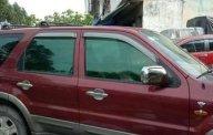 Cần bán gấp Ford Escape năm sản xuất 2002, màu đỏ, giá chỉ 185 triệu giá 185 triệu tại Tp.HCM