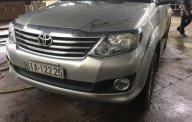 Cần bán gấp Toyota Fortuner sản xuất năm 2013, màu bạc, giá tốt giá 670 triệu tại Đồng Nai
