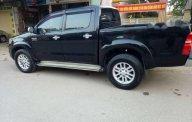 Bán Toyota Hilux đời 2012, màu đen giá 495 triệu tại Nghệ An