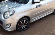 Bán xe Kia Morning sản xuất 2010, màu bạc giá 195 triệu tại Đắk Lắk