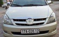 Bán xe Toyota Innova sản xuất 2007, màu bạc giá 320 triệu tại Hải Dương