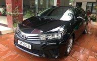 Cần bán gấp Toyota Corolla altis 1.8G năm sản xuất 2015, màu đen  giá 585 triệu tại Phú Thọ