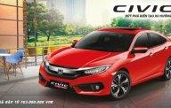 [Huế] Honda Civic 1.5 VTEC Turbo sản xuất 2018, nhập khẩu Thái Lan, hỗ trợ trả góp 80%, liên hệ: 08 9991 8881 giá 763 triệu tại TT - Huế