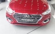 Bán Hyundai Accent 1.4 AT năm sản xuất 2018, màu đỏ  giá 499 triệu tại Hà Nội