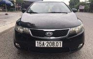 Cần bán Kia Forte 2011, màu đen, nhập khẩu giá 360 triệu tại Hải Dương