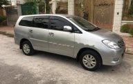Cần bán Toyota Innova 2.0G đời 2011, màu bạc, xe gia đình giá 420 triệu tại Hà Nội