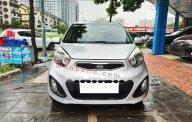 Cần bán xe Kia Morning SLX đời 2012, màu bạc, xe nhập   giá 330 triệu tại Hà Nội