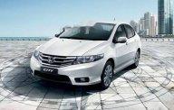 Cần bán lại xe Honda City AT năm 2013, màu bạc số tự động, 460tr giá 460 triệu tại Cần Thơ