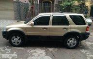 Bán xe Ford Escape XLT 3.0 đời 2004 màu xám vàng giá 215 triệu tại Tp.HCM