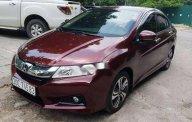 Cần bán xe Honda City 1.5AT sản xuất 2017, màu đỏ còn mới giá 565 triệu tại Hà Nội