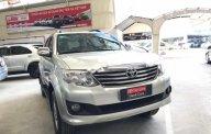 Bán Toyota Fortuner đời 2012, màu bạc, giá 730tr giá 730 triệu tại Tp.HCM