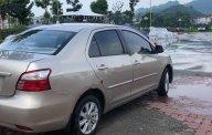 Bán Toyota Vios E 2011, màu vàng xe gia đình   giá 288 triệu tại Tuyên Quang