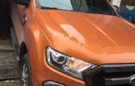 Bán xe Ford Ranger Wildtrak 3.2L 4x4 AT đời 2016, màu vàng, nhập khẩu   giá 790 triệu tại Hà Nội