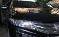 Cần bán lại xe Honda City năm 2014, màu đen xe gia đình giá 470 triệu tại Tp.HCM