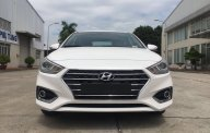 Bán ô tô Hyundai Accent năm sản xuất 2018, màu trắng, giá 545tr giá 545 triệu tại Hà Nội