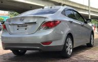 Cần bán Hyundai Accent 2014 màu bạc, số tự động, xe rất đẹp giá 455 triệu tại Hà Nội