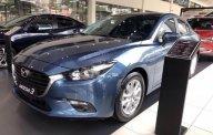Bán Mazda 3 1.5 AT sản xuất năm 2018, màu xanh lam giá 659 triệu tại Hà Nội