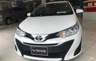 Bán ô tô Toyota Vios 1.5E MT sản xuất 2018, màu trắng giá 531 triệu tại Hà Nội