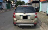 Cần bán xe Chevrolet Captiva 2009 số sàn, vàng cát, xe gia đình giá 287 triệu tại Tp.HCM