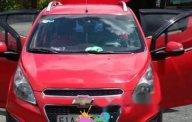 Bán Chevrolet Spark sản xuất 2014, màu đỏ xe gia đình giá 255 triệu tại Tp.HCM