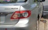 Chính chủ bán Toyota Corolla altis đời 2011, màu bạc giá 555 triệu tại Hà Nội