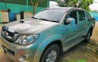 Bán Toyota Hilux năm 2010, màu bạc, giá chỉ 419 triệu giá 419 triệu tại Tp.HCM