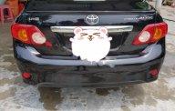 Bán Toyota Corolla altis sản xuất năm 2009, màu đen số sàn, giá chỉ 385 triệu giá 385 triệu tại Hà Tĩnh