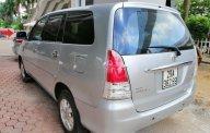 Bán xe Toyota Innova 2.0G 2011, màu bạc số sàn, giá 458tr giá 458 triệu tại Hà Nội