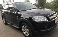 Cần bán lại xe Chevrolet Captiva LTZ 2.4 AT đời 2007, màu đen số tự động  giá 276 triệu tại Ninh Bình