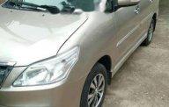 Chính chủ bán Toyota Innova đời 2016, màu bạc giá 650 triệu tại Phú Thọ