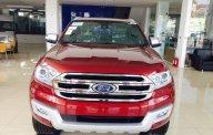 Bán Ford Everest 2018, đủ màu giao ngay, hỗ trợ ngân hàng và thủ tục lăn bánh giá 1 tỷ 177 tr tại Hà Nội