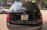 Cần bán lại xe Kia Carens SX MT 2013, màu đen, 365tr giá 365 triệu tại Hà Nội