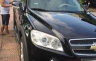Cần bán xe Chevrolet Captiva sản xuất năm 2009, màu đen số tự động giá 390 triệu tại Hà Nội