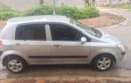 Cần bán xe Hyundai Getz 1.4AT 2007, màu bạc chính chủ giá 230 triệu tại Hà Nội