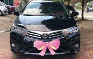 Cần bán Toyota Corolla altis AT đời 2016, màu đen giá 710 triệu tại Hà Nội
