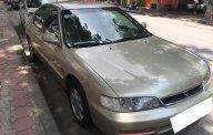 Hết đam mê, bán xe tâm huyết Accord 1993, số sàn, máy xăng, màu vàng cát giá 117 triệu tại Tp.HCM