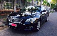 Cần bán gấp Toyota Camry 2.4G đời 2007, màu đen giá 545 triệu tại Đà Nẵng