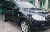 Cần bán gấp Chevrolet Captiva 2008, màu đen giá 315 triệu tại Bình Dương